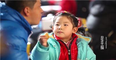 美味食品拒绝浪费人们吃饭镜头触动心弦工艺宣传广告高清视频实拍