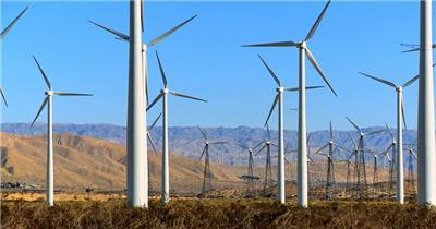 新能源-Energy000727_VTXHD风力发电 清洁能源 风力发电 工业