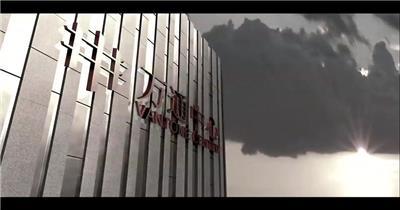 杭州万通中心 三维房地产动画形象宣传片 建筑漫游 三维游历房地产动画 建筑三维动画_batch