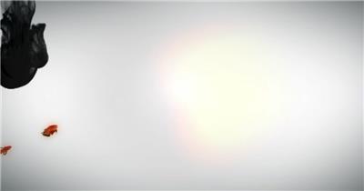 中国风水墨视频片头