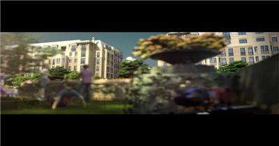 2万科缇香郡_batch建筑动画三维动画房地产动画3d动画视频