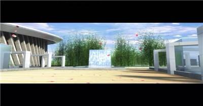 竹子林ok-1dvd_batch建筑动画三维动画房地产动画3d动画视频