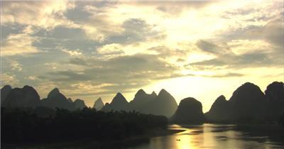 -  桂林山水甲天下-2_batch中国高清实拍素材宣传片