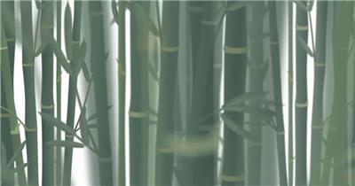 片头中国风水墨片头AE模板