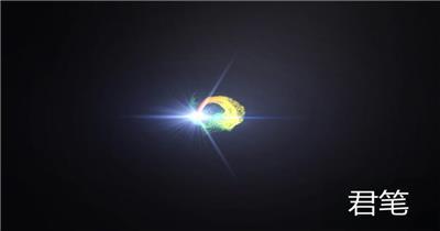 PR:LOGO片头 pr片头 LG-13 唯美闪亮光圈Logo演绎 pr素材 pr模版  adobe Premiere素材 premiere视频模板 premiere模板