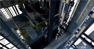 点石_鸿龙世纪_batch建筑动画三维动画房地产动画3d动画视频