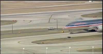0296-飞机起飞交通 运输