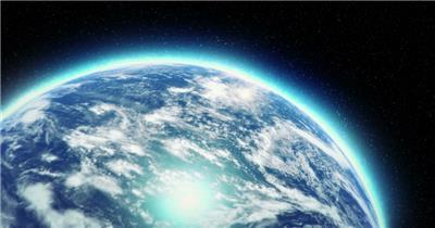从宇宙俯冲到城市的地平线  从宇宙俯冲到城市的地平线EARTHZOO