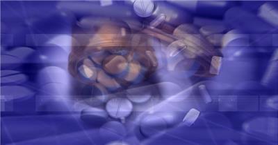 医学健康教育医学健康教育1 led视频背景 视频素材动态背景