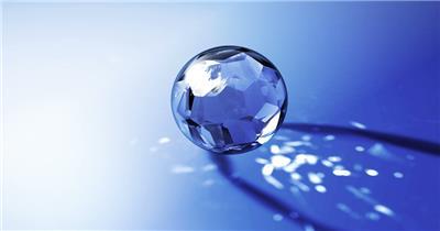 魔法玻璃球  AGICGLOBEBLUE 视频素材下载