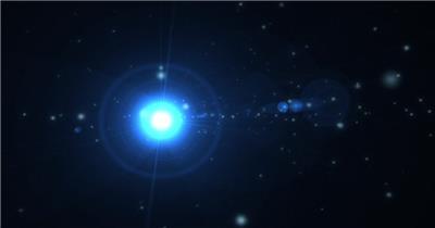 光晕背景柔和背景视频动态背景视频Animation 05