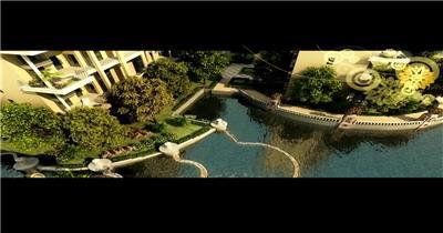 02兰乔国际城_batch建筑动画三维动画房地产动画3d动画视频