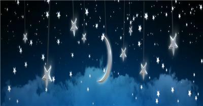 星星月亮 款A20022星星月亮无音乐