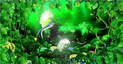 梦幻童话森林 款A0014梦幻童话森林无音乐