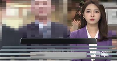 PR;新闻片头XW-04 新闻字幕条带Alpha通道MOV视频素材 pr素材 pr模版  adobe Premiere素材 premiere视频模板 premiere模板