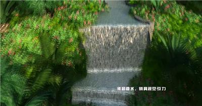 翡翠山 三维房地产动画形象宣传片 建筑漫游 三维游历房地产动画 建筑三维动画