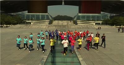 深圳马拉松运动类宣传片1080P 城市宣传片视频 城市形象片