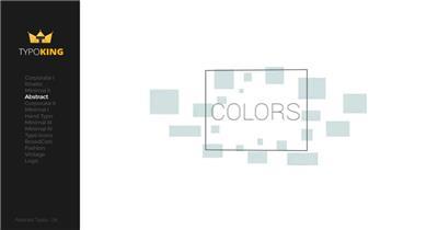 AE:300种文字特效标题排版模板 AE资源15 文字动画视频ae模板