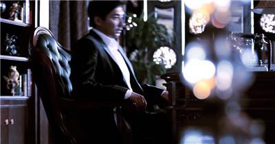 商务办公人流人物姿态特写形象宣传广告片高清视频实拍 (10)