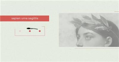 13540 复古回忆图片介绍片头 ae素材合集