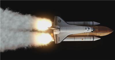 航天飞机 Shuttle003_batch 视频素材下载