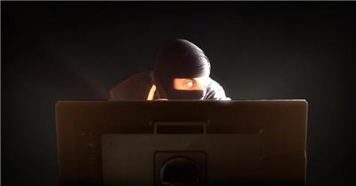 和电脑有关的素材.    ' Hacker04 视频素材下载