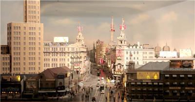 上海浦东旅游宣传片 城市宣传片视频 城市形象片