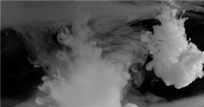 Cloud_Chamber_021水墨云雾高清视频素材