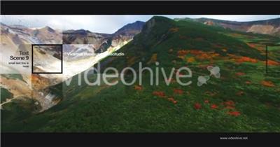 13802 国家公园幻灯片 ae模板大全下载企业展示公司宣传片