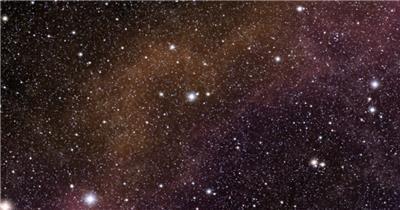 超炫星空粒子银河流星动态素材008 视频背景