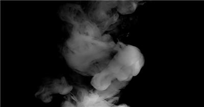 Cloud_Chamber_019水墨云雾高清视频素材