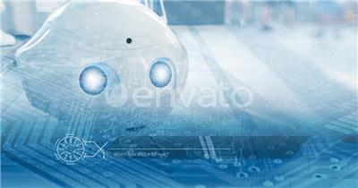 13572 科技字幕包 ae素材合集高科技互联网未来ae源文件