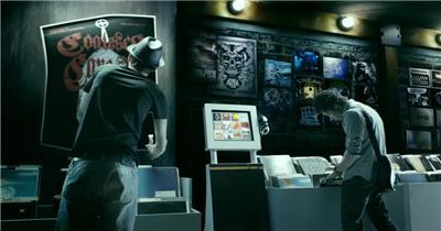 Scion译赛恩汽车广告 Scanner Symphony.720p 欧美高清广告视频