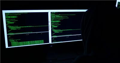 和电脑有关的素材. HIVE002 视频素材下载