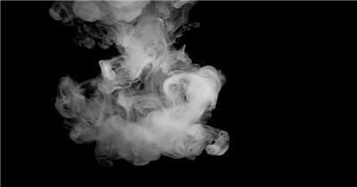 Cloud_Chamber_023水墨云雾高清视频素材