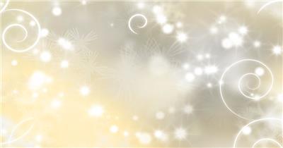 浪漫梦幻的光点星星背景素材SparklingSatinQT 视频素材下载