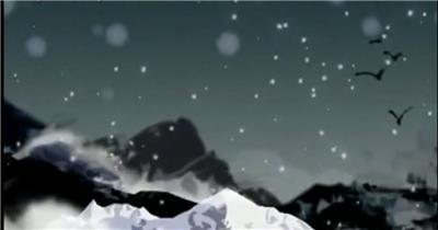 YM1106城楼士兵武侠影视歌曲武术表演 武术太极八卦 配乐 歌舞