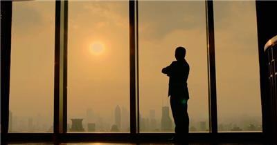 商务办公人流人物姿态特写形象宣传广告片高清视频实拍 (7)