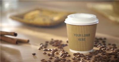 AE:咖啡展示模板 ae视频素材17