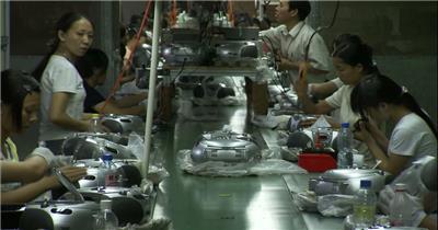电子生产车间一组 工业