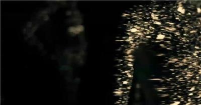 动感炫酷 荧光身体闪动炫酷视频背景 酒吧视频