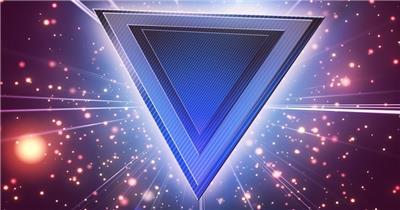 YM1304电子酒吧VJ粒子光效科技3D立体酷炫时尚潮流 酒吧视频 dj舞曲 夜店视频