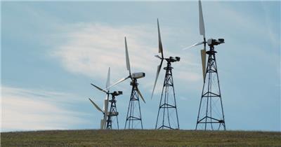 新能源-Energy000732_VTXHD风力发电 清洁能源 风力发电 工业