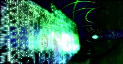 企业时间金融企业时间金融15 led视频背景 视频素材动态背景