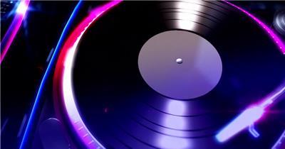 A242-音响音乐控制器 酒吧舞台背景视频 酒吧视频 dj舞曲 夜店视频