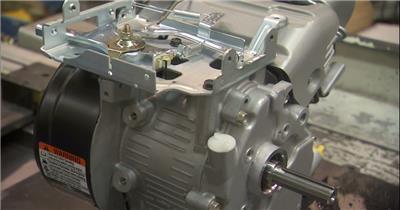 发动机生产车间一组 工业