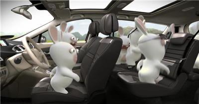[720P] Renault雷诺汽车搞笑广告1 欧美高清广告视频