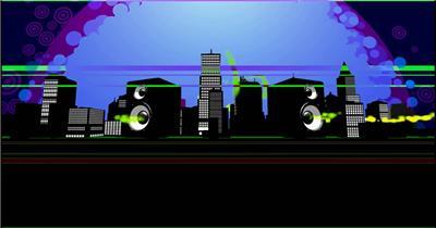 audible_city_4_hd酒吧娱乐夜场素材 酒吧视频 dj舞曲 夜店视频