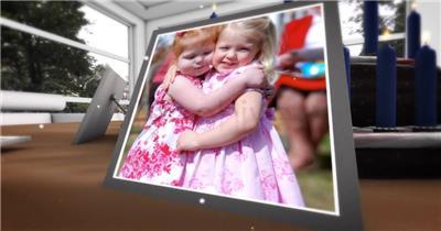 AE:儿童生日模板 AE文件 ae素材免费下载14
