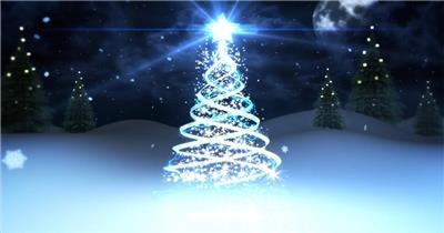 圣诞节动态视频 (2)节日庆典视频 庆祝视频节日视频 节日庆典